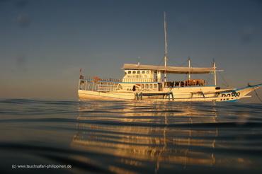 Safarischiff - Tauchsafari Philippinen