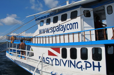 Easy Diving Beach Resort & Dive Center Sipalay Negros Philippinen