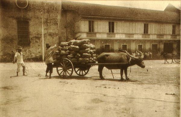 Historische Aufnahme - Philippinen